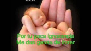aborto - aventura (letra)