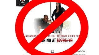 SCAM! DON'T SIGN UP FOR DB NATION UNIVERSITY