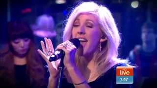 Элли Голдинг, Ellie Goulding - Burn (Live on Sunrise)