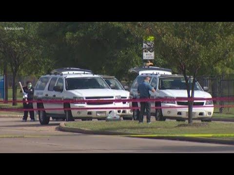 Houston police shoot, kill armed man near Valley West Elementary School