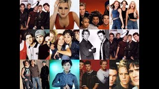 90's Pop Stars Then and Now (After more than 15 years)