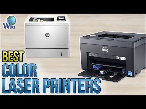 9 Best Color Laser Printers 2018