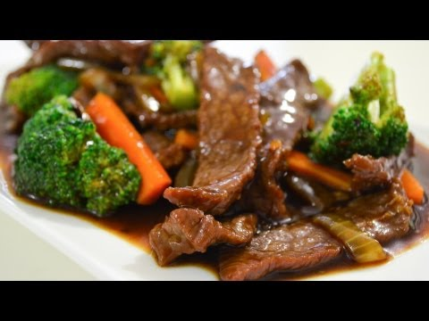 How To Make Beef Black Bean – Video Recipe
