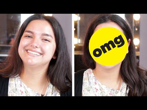Guys Do Their Girlfriends' Makeup For A Week