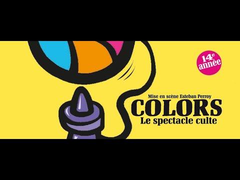 Explosion de couleurs, de rire et de musique pour le show d'impro culte qui pulvérise le...