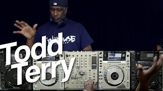 Todd Terry - Live @ DJsounds Show 2016