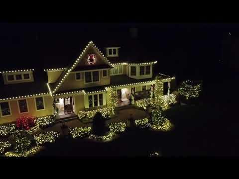 Holiday Lighting in Middletown, NJ