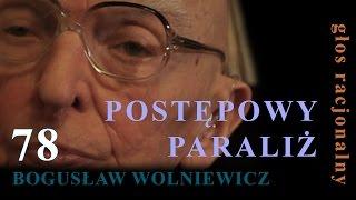 Bogusław Wolniewicz 78 POSTĘPOWY PARALIŻ
