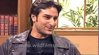 Chote Nawab Saif Ali Khan : I have selected a suitable job for myself