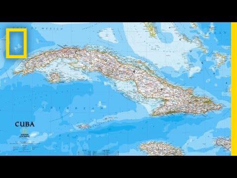 Juan José Valdés: Mapping Cuba | Nat Geo Live thumbnail