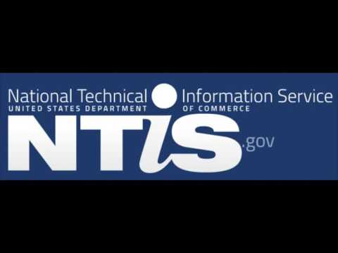 NTIS November 14th Information Sessions for Joint Venture Partner Selectees