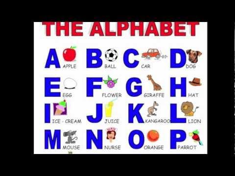 The Alphabet - Matt Webb