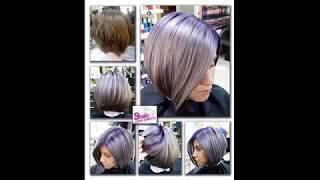 Окрашивание. Работу выполнила парикмахер-универсал  Огорельцева Альбина.