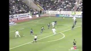 Albacete 1 - Barcelona 2. Temp. 04/05. Jor. 15.