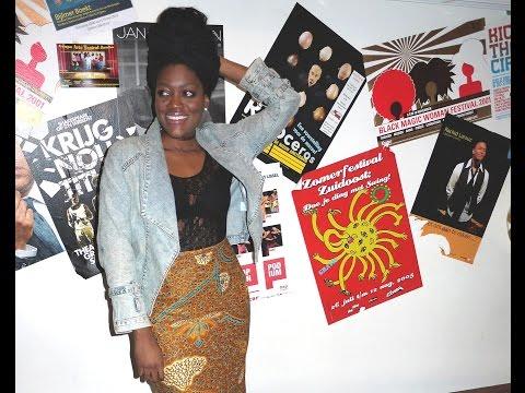 Go Higher (Stonebwoy cover) Live @ Black Woman Magic Amsterdam