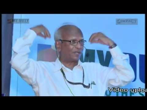 Communication Skills |V Viswanadham | TELUGU IMPACT Khammam 2014