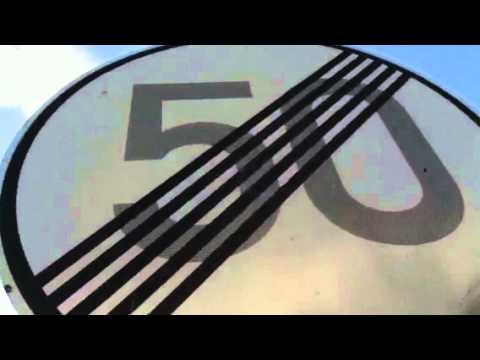 Komische Schilder #2 - 50 Verboten-Schild