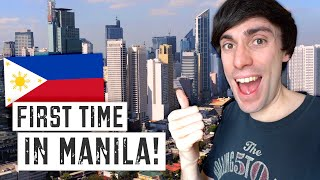 Should YOU Visit MANILA?! 10 Things That SHOCKED Me In The Philippines