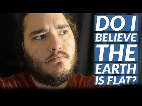 Do I believe the Earth is Flat? (Q&A) | Mr. Davis