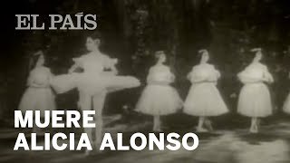 MURIO ALICIA ALONSO (98), LA MAS DESTACADA BAILARINA CUBANA (hacer CLICK)