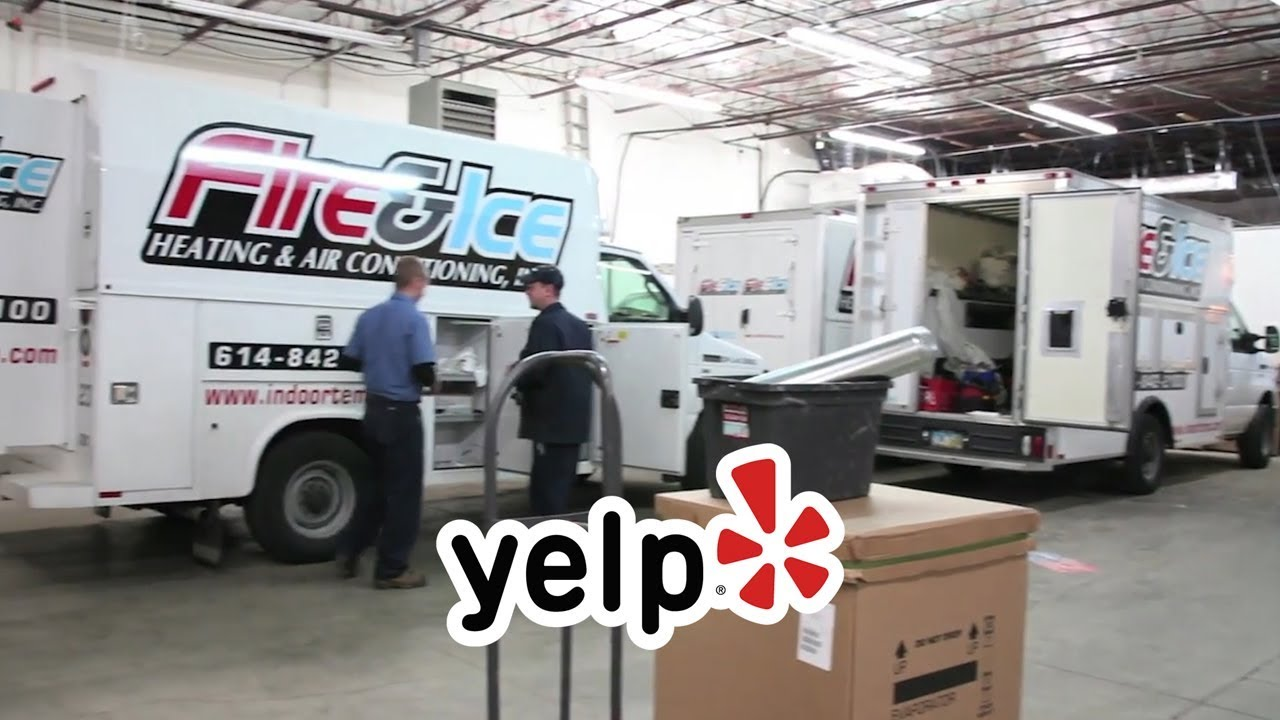 Meet Fire & Ice - Yelp Edition