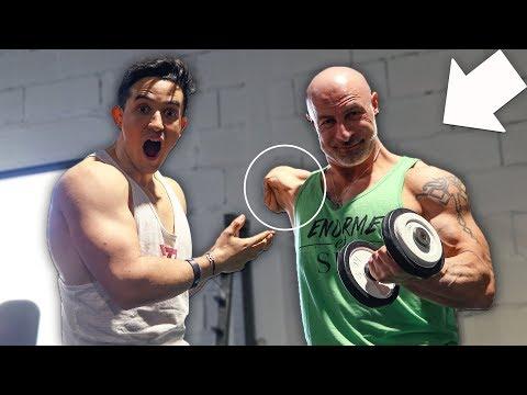 Réduit les muscles jumeaux après lentraînement