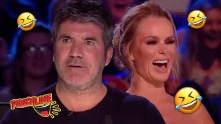 STAND UP COMEDIAN Leaves EVERYONE In Stitches On Britain's Got Talent!