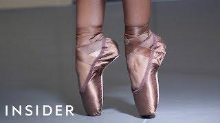 Ballet Shoes Made For Brown-Skinned Ballerinas
