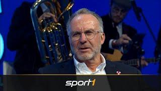 Bis Hierhin Und Nicht Weiter! Karl-Heinz Rummenigge Im Angriffsmodus | SPORT1