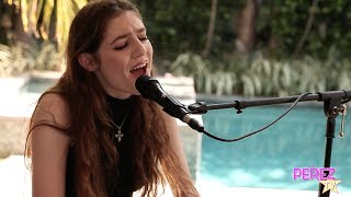 "Birdy - ""Not About Angels"" (Acoustic Perez Hilton Performance)"