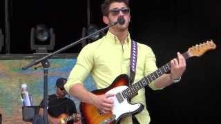 Jonas Brothers   Give Love A Try   Atlanta, GA 8 04 2013