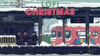 Cozy Christmas Beats 🎄 Lofi Hiphop Mix