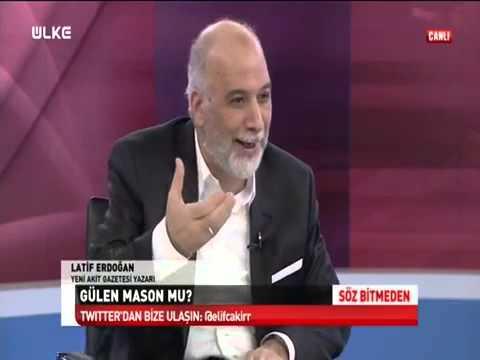 ▶ Latif Erdoğan  - Fethullah Gülen mason mu ?