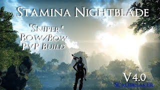 eso stamina nightblade pvp build 2019 - TH-Clip