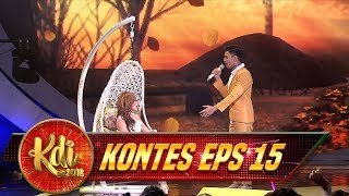 MEDLEY Bikin Baper! Abi feat Cita Citata [KANDAS & NURJANAH] - Kontes KDI Eps 15 (24/8)