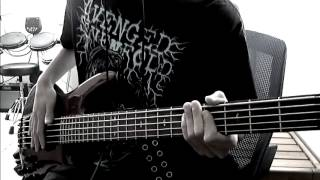 Korn - Twist [Bass Cover]