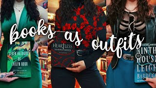 BOOK COVERS AS OUTFITS L A Look Book.