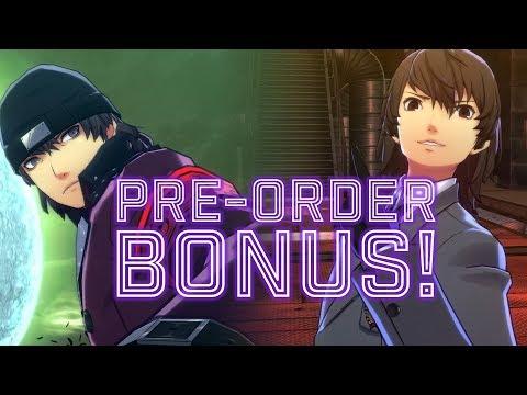 P3D/P5D DLC Bonus