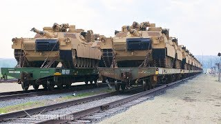 U.S. Army to Upgrade Additional 174 Abrams Tanks