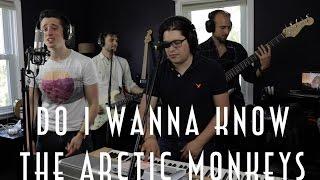Arctic Monkeys - Do I Wanna Know (Cover By Devon Eddy)