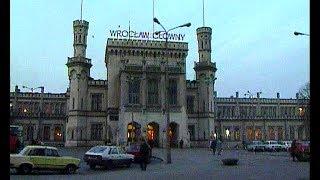 preview picture of video 'Ulice Wrocławia w 1989 roku - Retro TVP Wrocław'