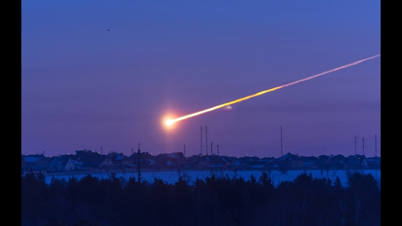 Why Meteors Light Up The Night Sky