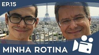 Paris - tome alguns cuidados e curta a cidade - Minha rotina de gravação - Ep 15 | Kholo.pk