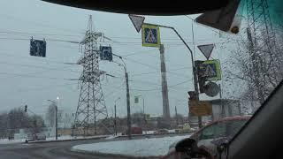 Зимние условия Для Сдачи В ГИБДД.