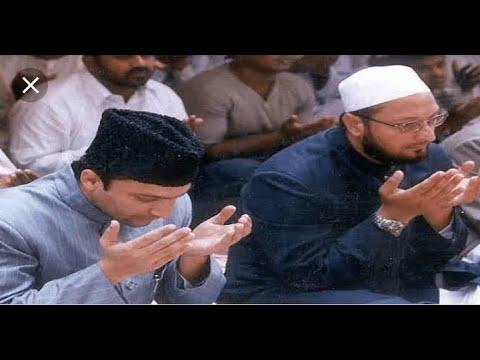Mera Bhai tu meri Jaan hai    Asaduddin Owaisi Sahab and Akbaruddin Owaisi Sahab Tik tok video