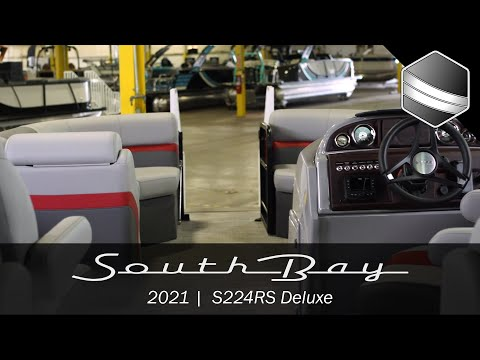 South Bay 224RS video