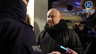 """""""Nalot"""" policji, sanepidu, straży pożarnej i celników na klub w Olsztynie."""