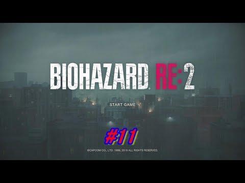 BIOHAZARD RE_2 Z Version #11