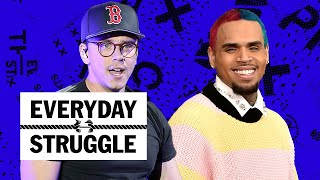 Chris Brown Unbeatable in #Verzuz? Logic Says Media Criticism Caused Depression | Everyday Struggle