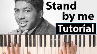"Como Tocar ""Stand By Me""(Ben E. King) - Piano Tutorial, Partitura Y Mp3"